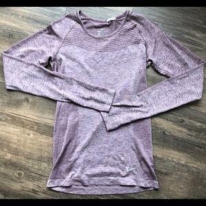 Nike Dri-Fit long sleeve women's shirt